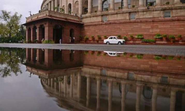 six rajya sabha members appeal for parliament s smooth