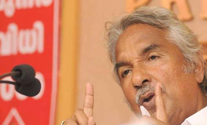 slim majority is no problem says kerala cm chandy