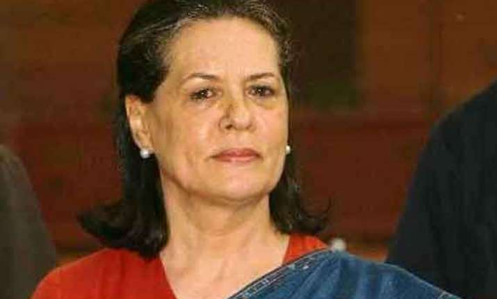 sonia gandhi condemns militant attacks in assam