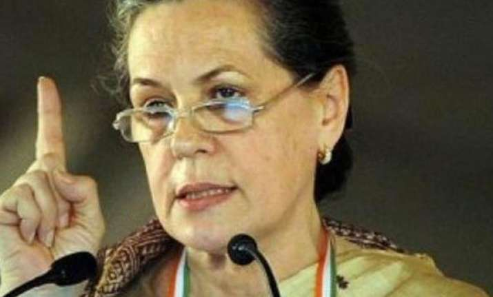sonia gandhi is an epitome of sacrifice jharkhand minister