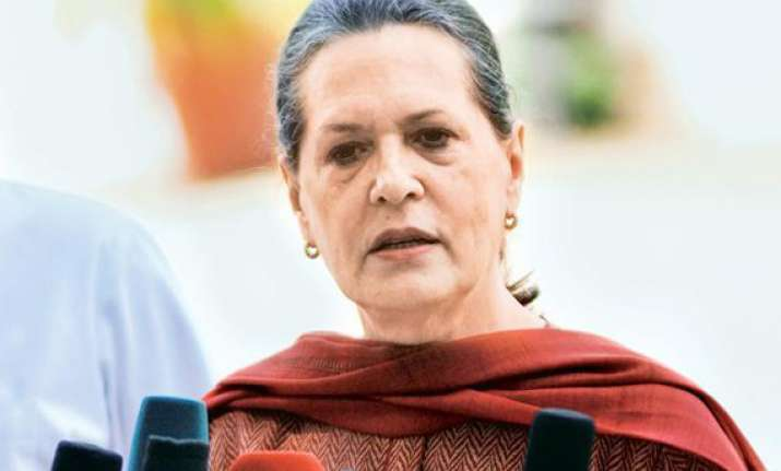 sonia gandhi to begin whirlwind poll tour to shore up