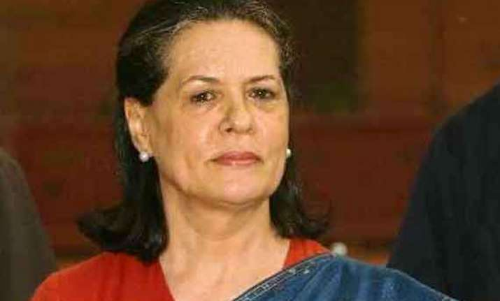 sonia gandhi to visit rae bareli on jun 13