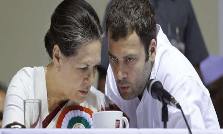 sonia rahul averse to becoming leader of opposition in ls