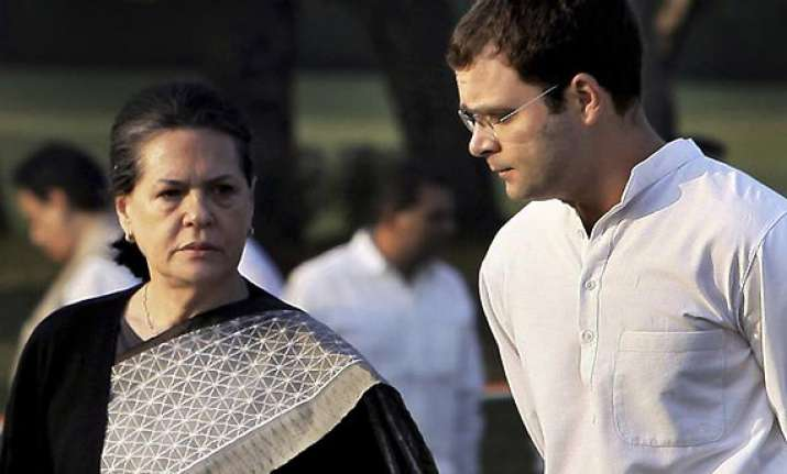 sonia and rahul did not spend single penny in 2009 lok