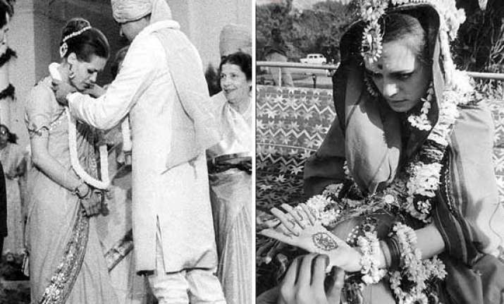 sonia and rajiv gandhi just made for each other