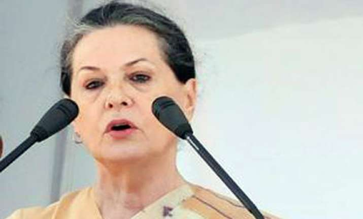 sonia asks partymen not to bicker in public learn lessons