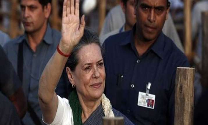 sonia likely to head congress parliamentary party again