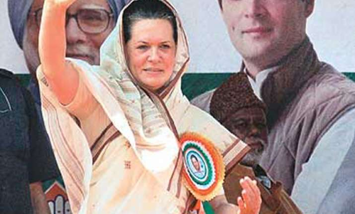 sonia s rally a matter of prestige says congress