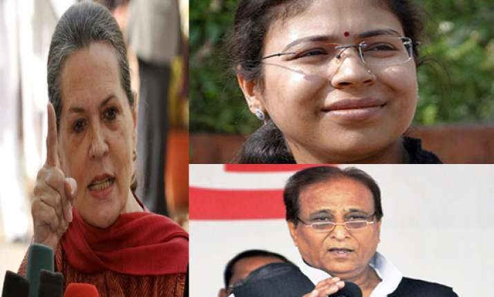 sonia supporting durga nagpal for political advantage says