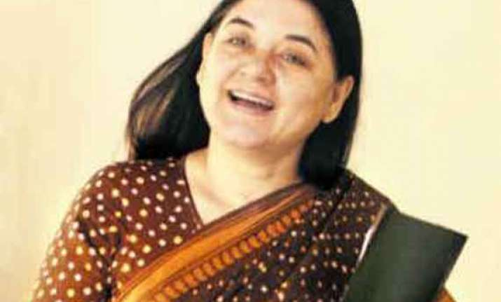 stopped vajpayee from going ahead with river linking maneka