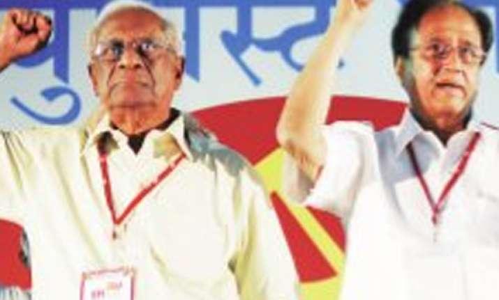sudhakar reddy takes over as cpi general secretary