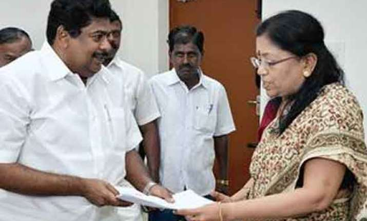suspended dmk leader lashes out at party