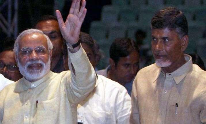 tdp bjp crisis ends tdp gets ichchapuram seat