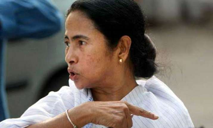 tmc mps to visit mp bjp says it shows mamata s nervousness