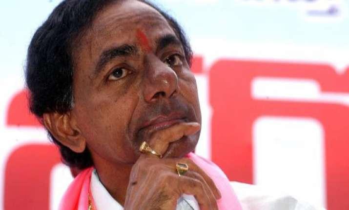 trs claims life threat to chandrasekhara rao