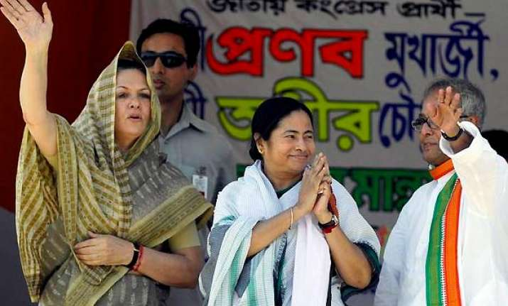 tv opinion polls project majority for tmc cong in bengal