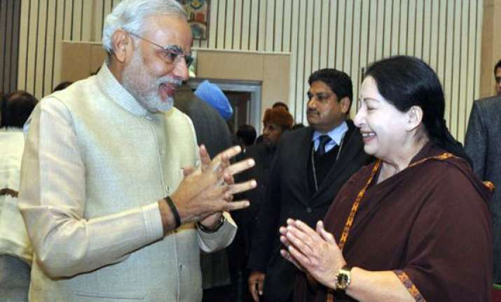 tamil nadu is far ahead of gujarat says jayalalithaa s
