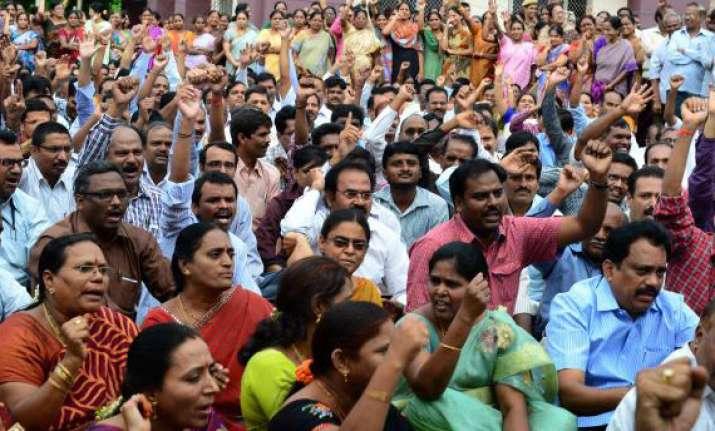 telangana won t take too long chidambaram tells parliament
