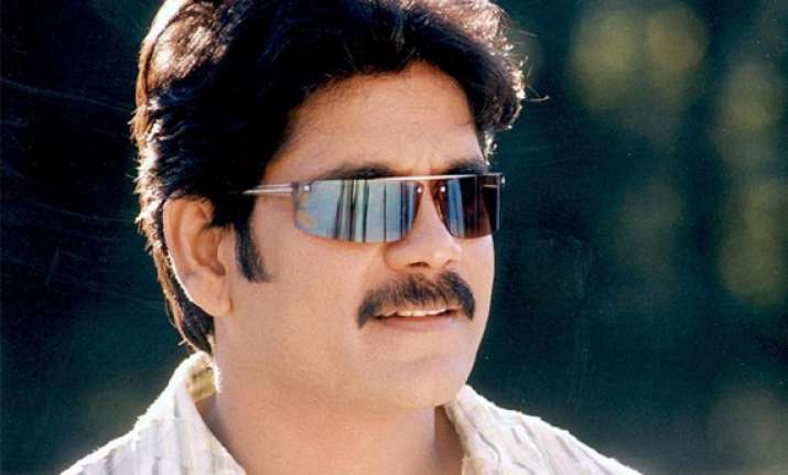 telugu star nagarjuna to meet modi today may join bjp