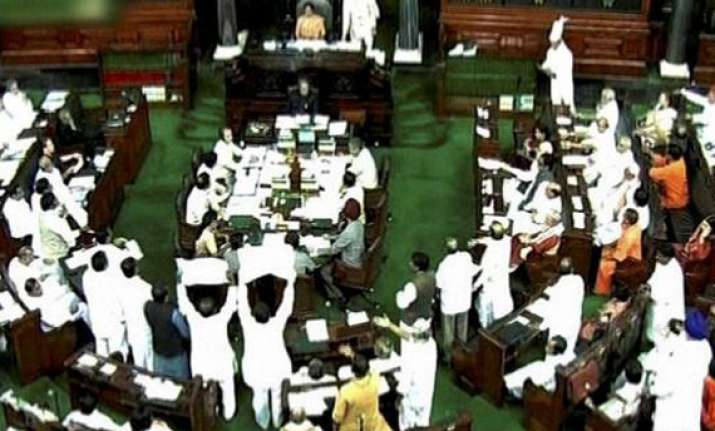 tempers run high in ls over gorkhaland