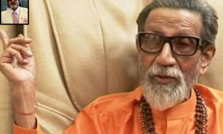 thackeray opposes talk of government bailout for kingfisher