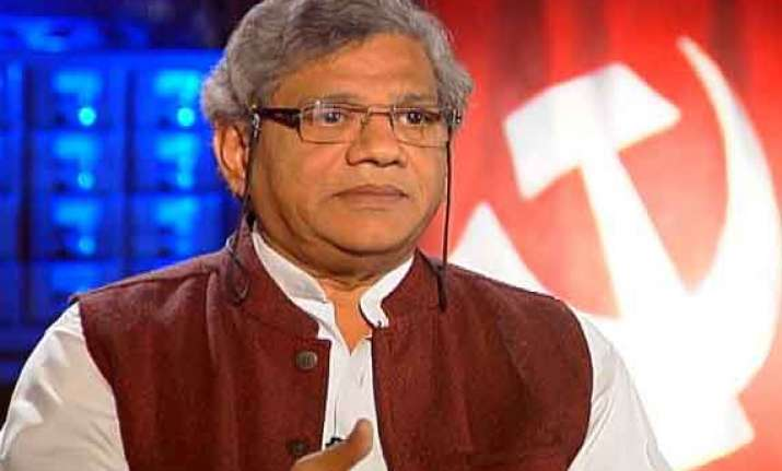 third front a post poll possibility says yechury