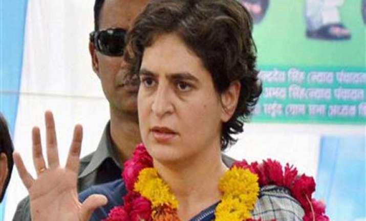 those fighting against rahul have ulterior motives priyanka