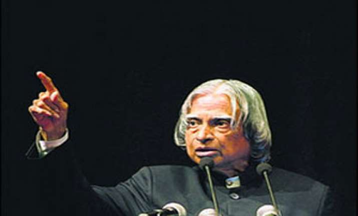 those who create ruckus in parliament are not heroes kalam
