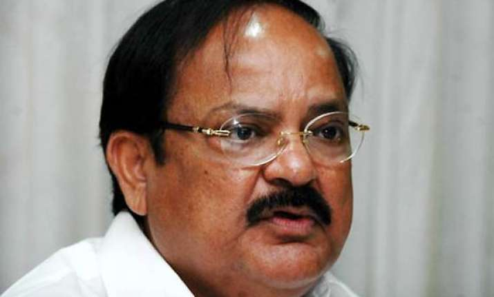 threat of another emergency looms large says venkaiah