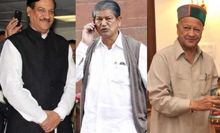three cms occupying govt bungalows in capital