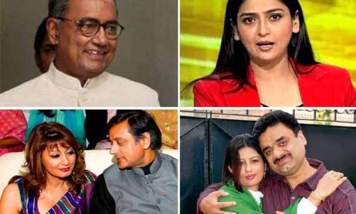 top 5 love stories of indian politicians
