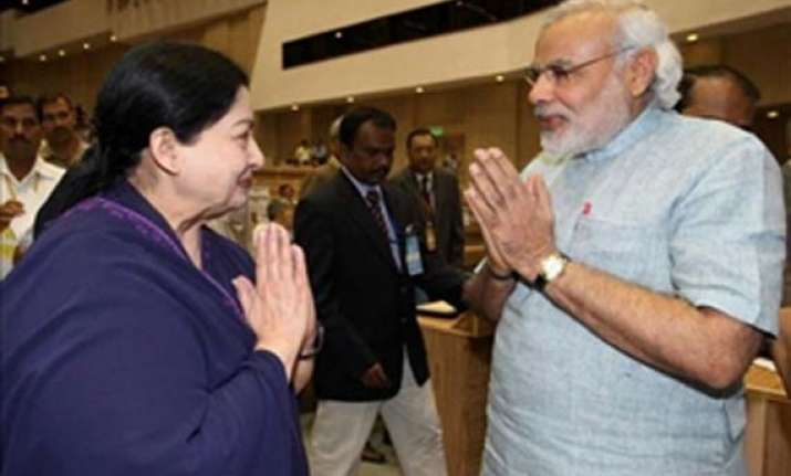 top bjp leaders jayalalithaa to attend modi s swearing in
