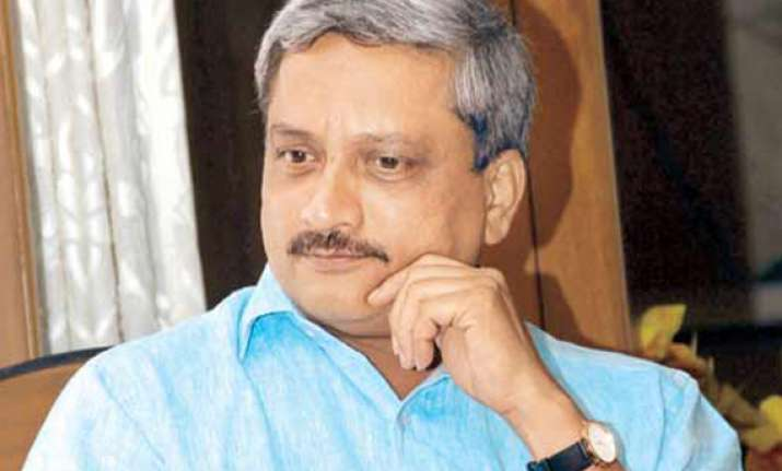 transparency is not nudity parrikar