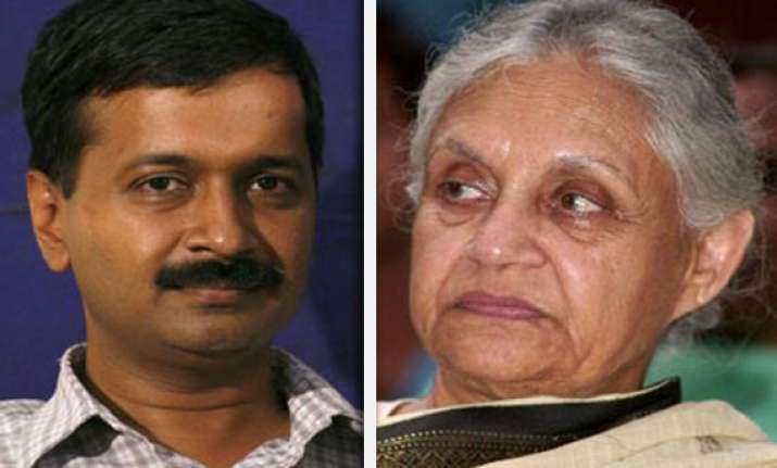 triangular fights expected in delhi assembly elections