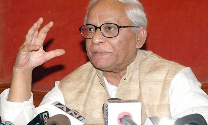 trinamool taking political revenge says buddhadeb
