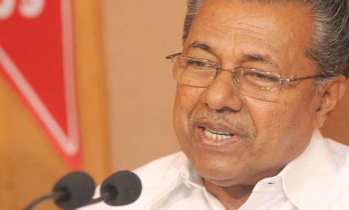 udf will face defeat in ls polls vijayan