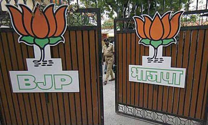 up bjp leaders in delhi to finalize ls candidates