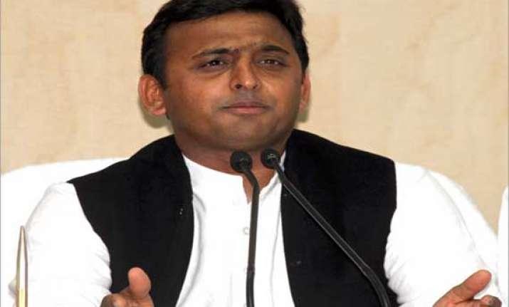 akhilesh yadav reshuffles portfolios of 11 ministers