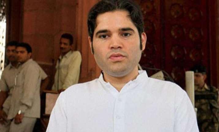 up files petition against varun gandhi s acquittal