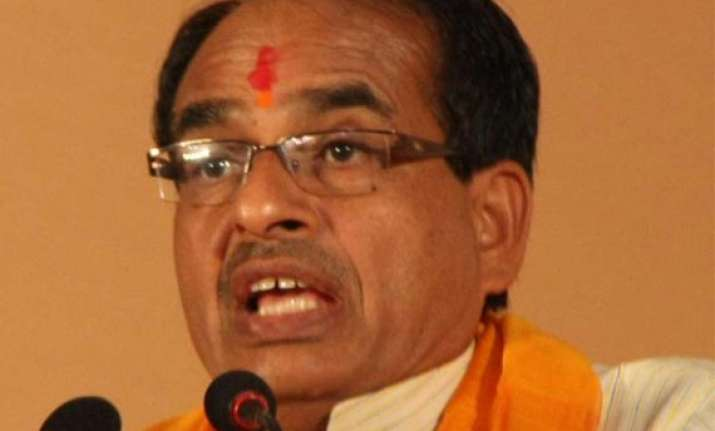 upa govt has no respect for federal structure says chouhan
