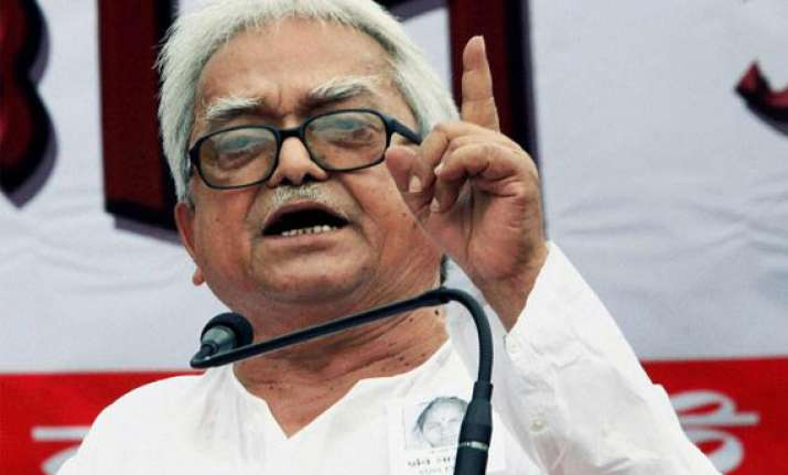 upa policies driving farmers to suicide cpi m