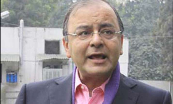 upa spreading misinformation on ordinance says jaitley