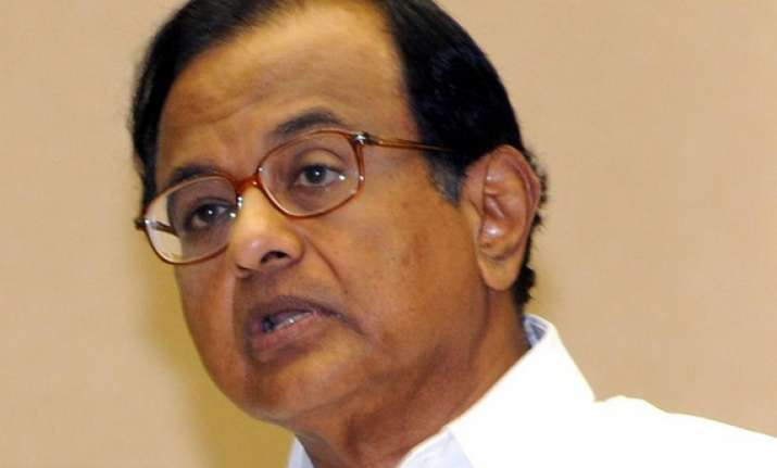 upa will be voted back to power chidambaram tell his us