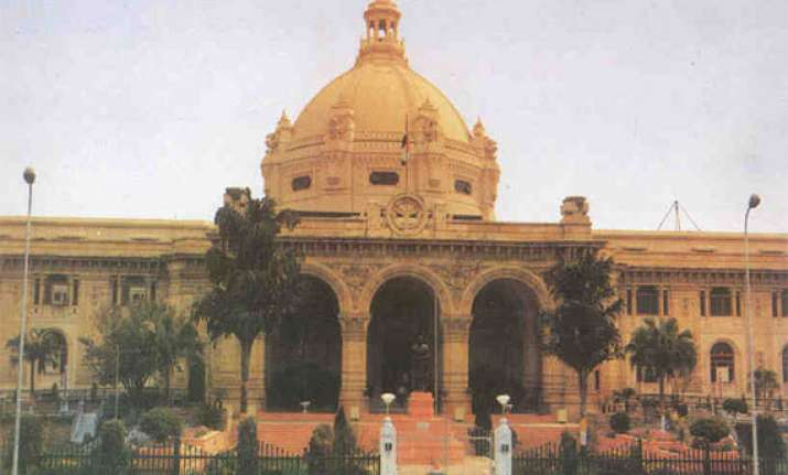 bsp mlas disrupt up assembly over deteriorating law and