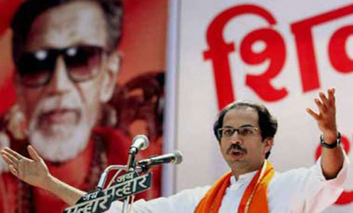 uddhav thackeray named editor of shiv sena newspapers