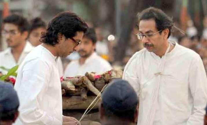 uddhav snubbed raj thackeray at balasaheb s funeral