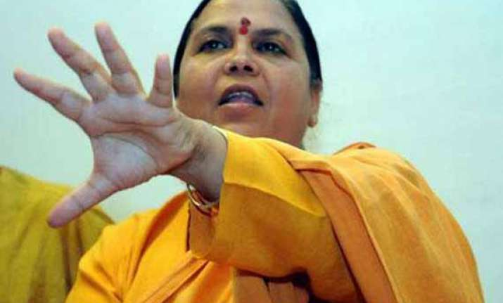 uma bharti assets worth rs 1.43 crore 13 cases pending