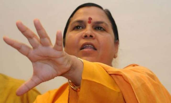 uma refuses to give importance to rahul s padayatra
