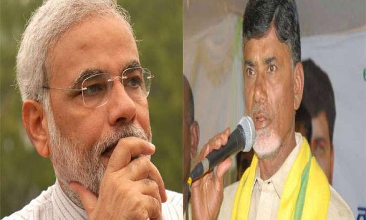 under modi india will find place among world powers naidu