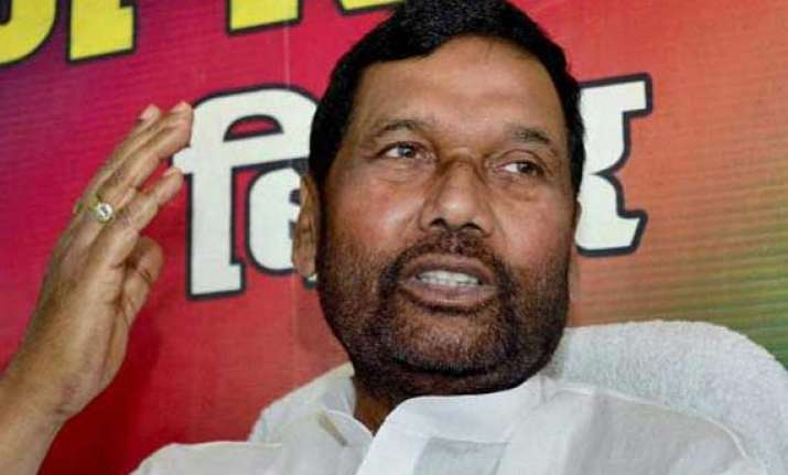 unhappy over paswan some bjp leaders skip modi rally